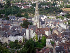 Vue sur Argenton-sur-Creuse