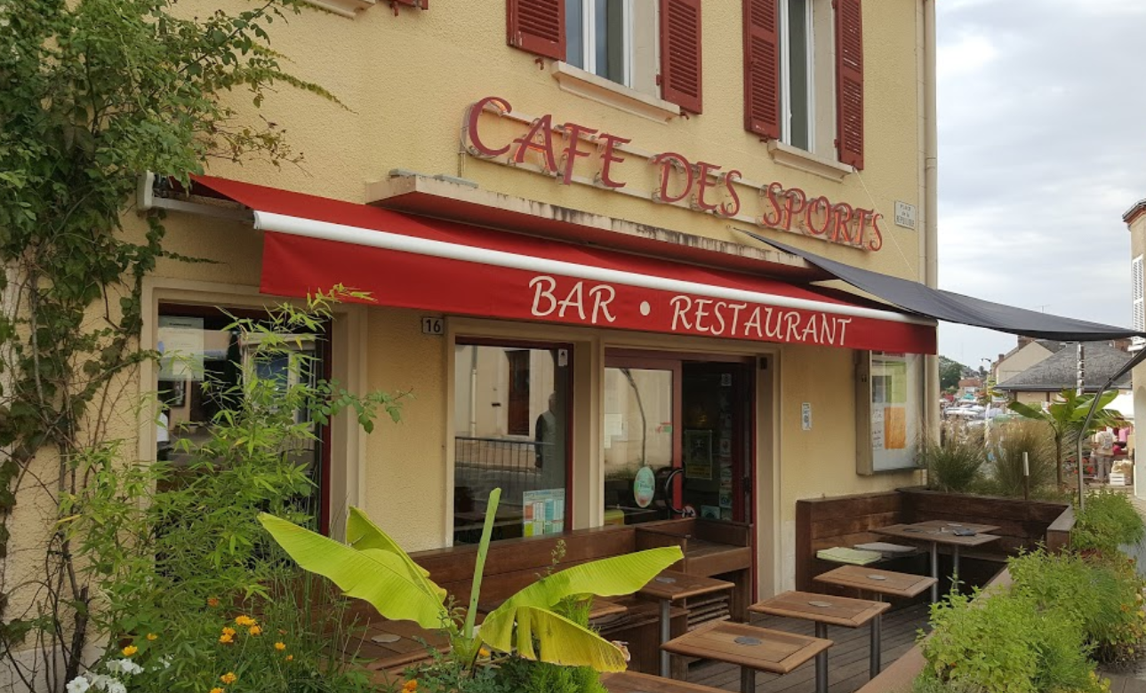 Cafe des Sports à Eguzon