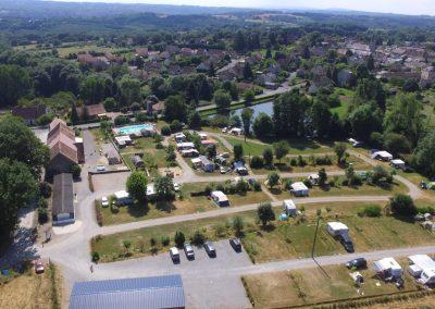 Camping La Garenne – Eguzon