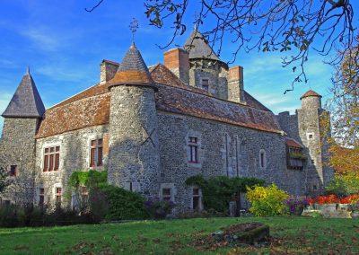 Château de Bonnu – Cuzion