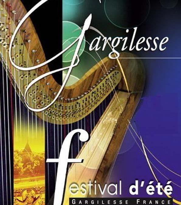 Festival de la Harpe – du 11 au 26 août 2018