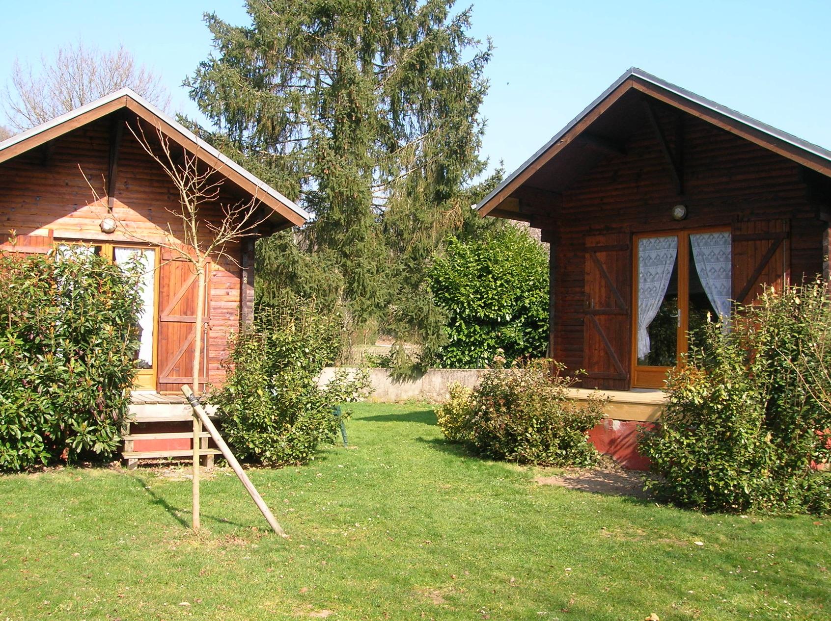 Camping La Chaumerette Gargilesse