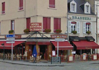 Hôtel Restaurant Beauséjour – Argenton-sur-Creuse