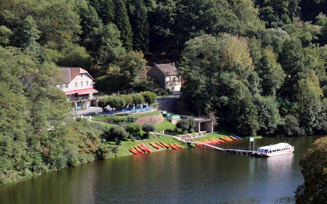 Hôtel du Lac – Crozant
