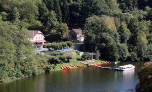 Hotel du Lac Crozant