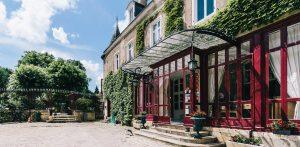 Hôtel Manoir de Boisvilliers à Argenton