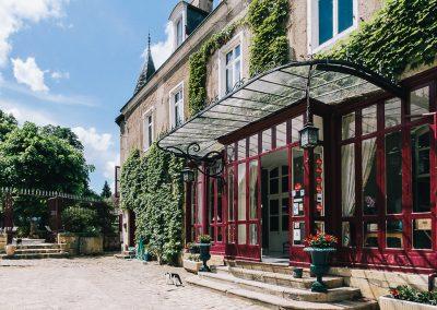 Hôtel Manoir de Boisvillers – Argenton-sur-Creuse