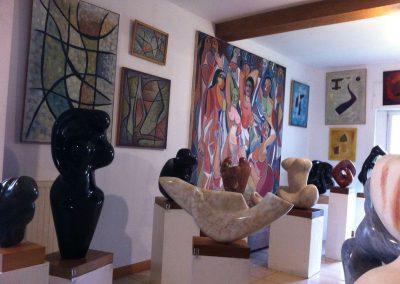 Atelier Jorge Carrasco - Le Menoux
