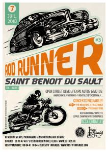Afficher rod runner #3