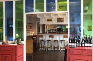 Bar du restaurant La Table d'Angèle - Eguzon
